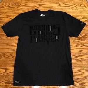 Men's Large Nike Kobe t-shirt